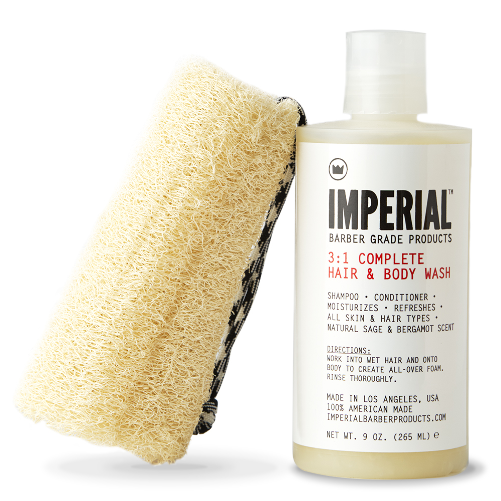 Premium Men's Skin Care Products | Imperial Barber Products