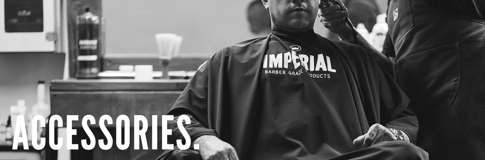 Barber Tools and Accessories - Imperial Barber Products