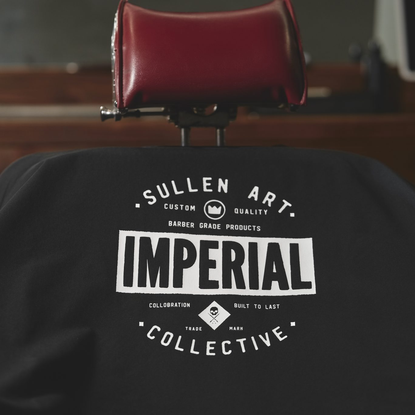 Imperial Barber Cape - Limited Edition
