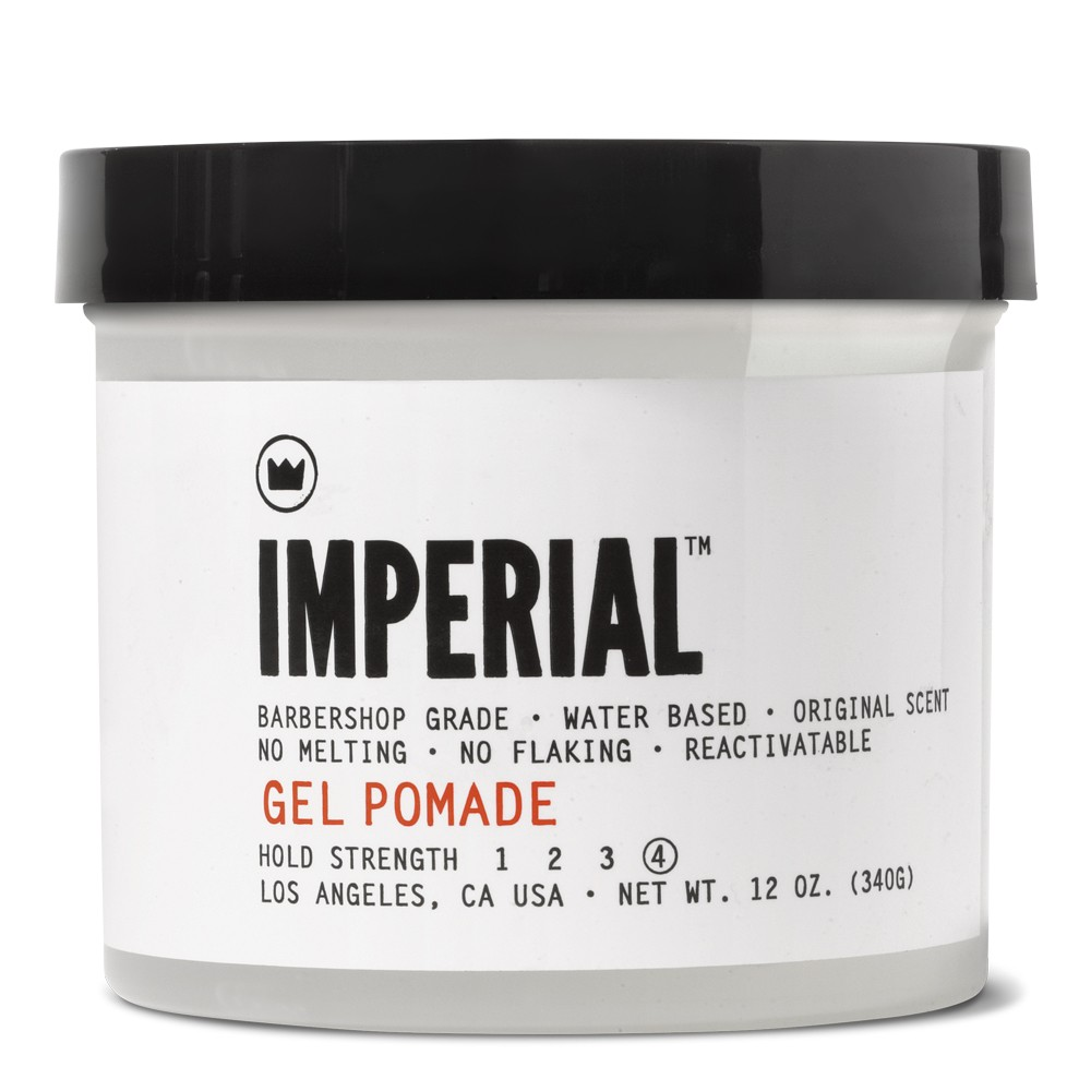 Gel Pomade – 12 Oz