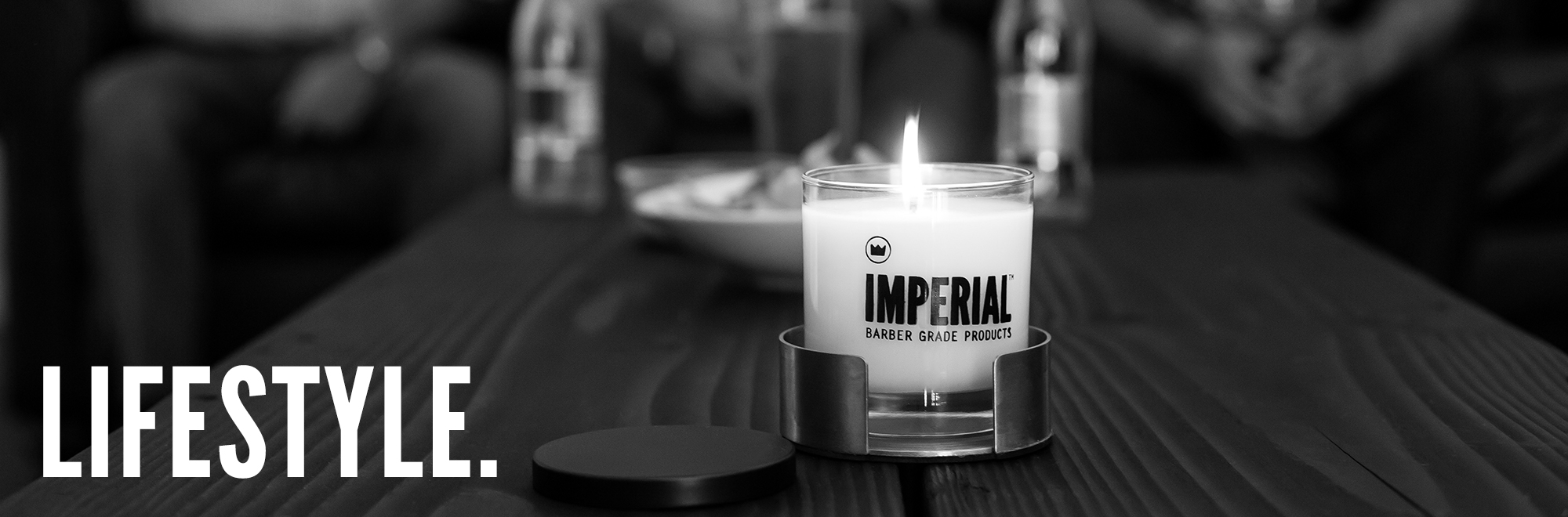 Lifestyle - Imperial Barber Products