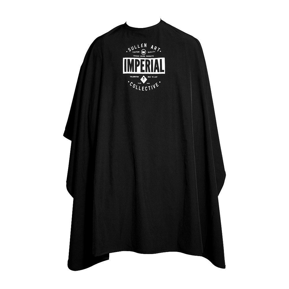 IMPERIAL BARBER PRODUCTS X SULLEN ART COLLECTIVE LIMITED EDITION BARBER CAPE