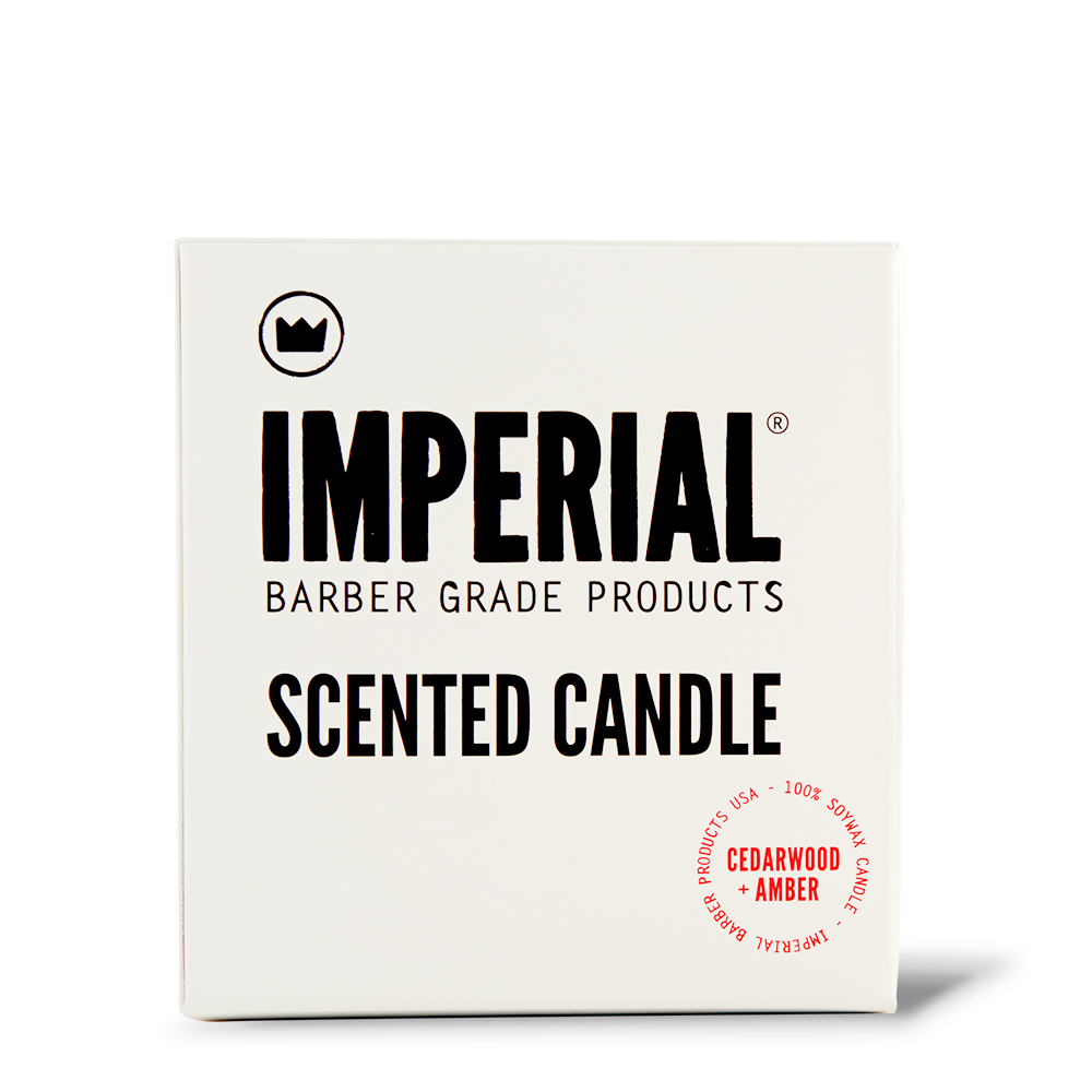 Imperial Barber Products Scented Candle - Box