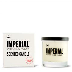 Cedarwood & Amber Scented Candle