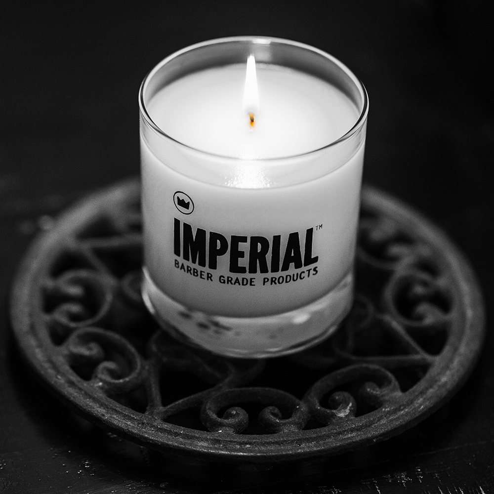 Imperial Barber Products Scented Candle - 01