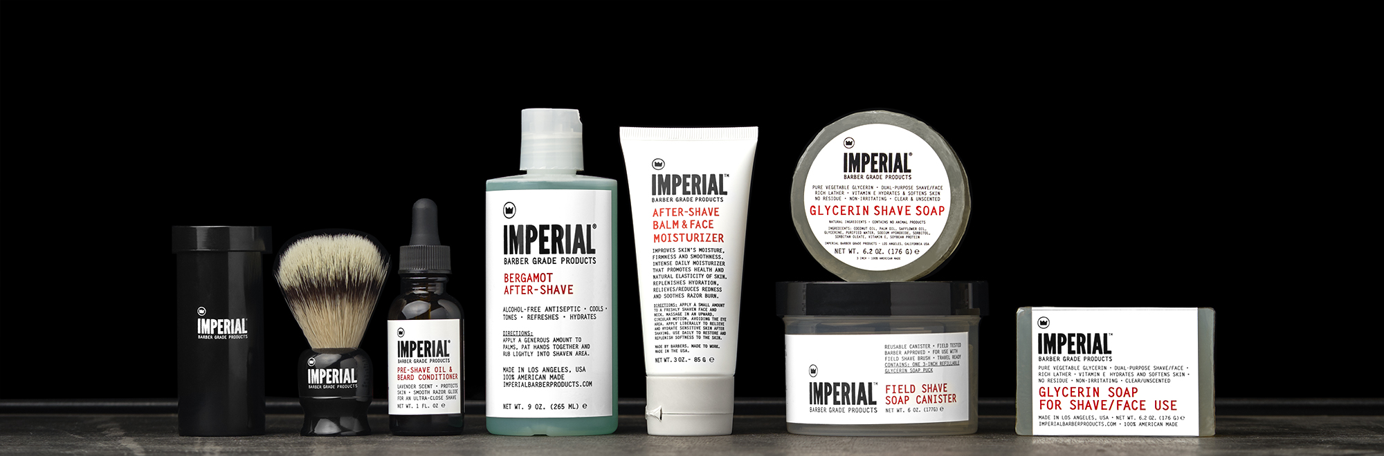 Shave - Imperial Barber Products