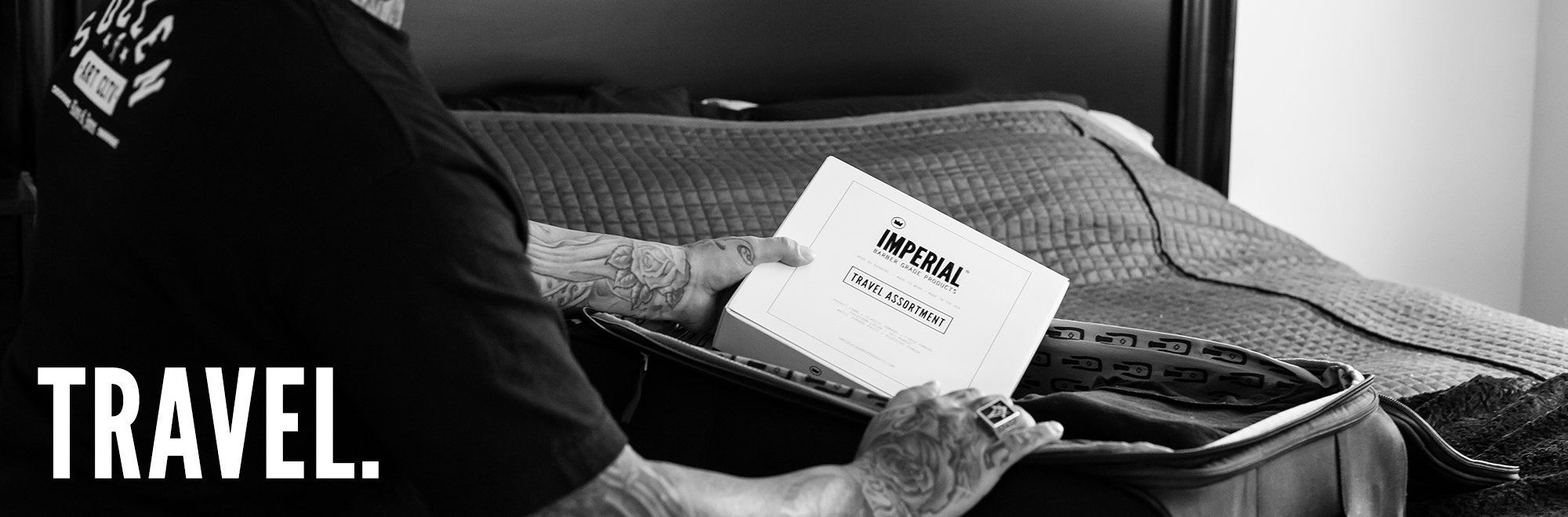 Travel - Imperial Barber Products