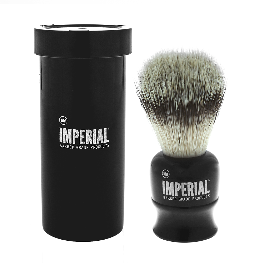Vegan Travel Shave Brush [NEW]