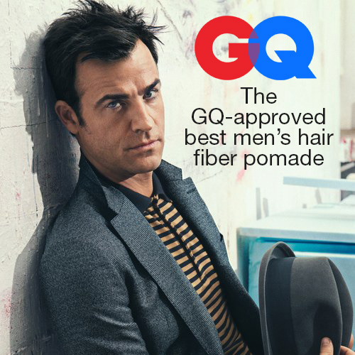 Best Hair Products Men GQ Fiber
