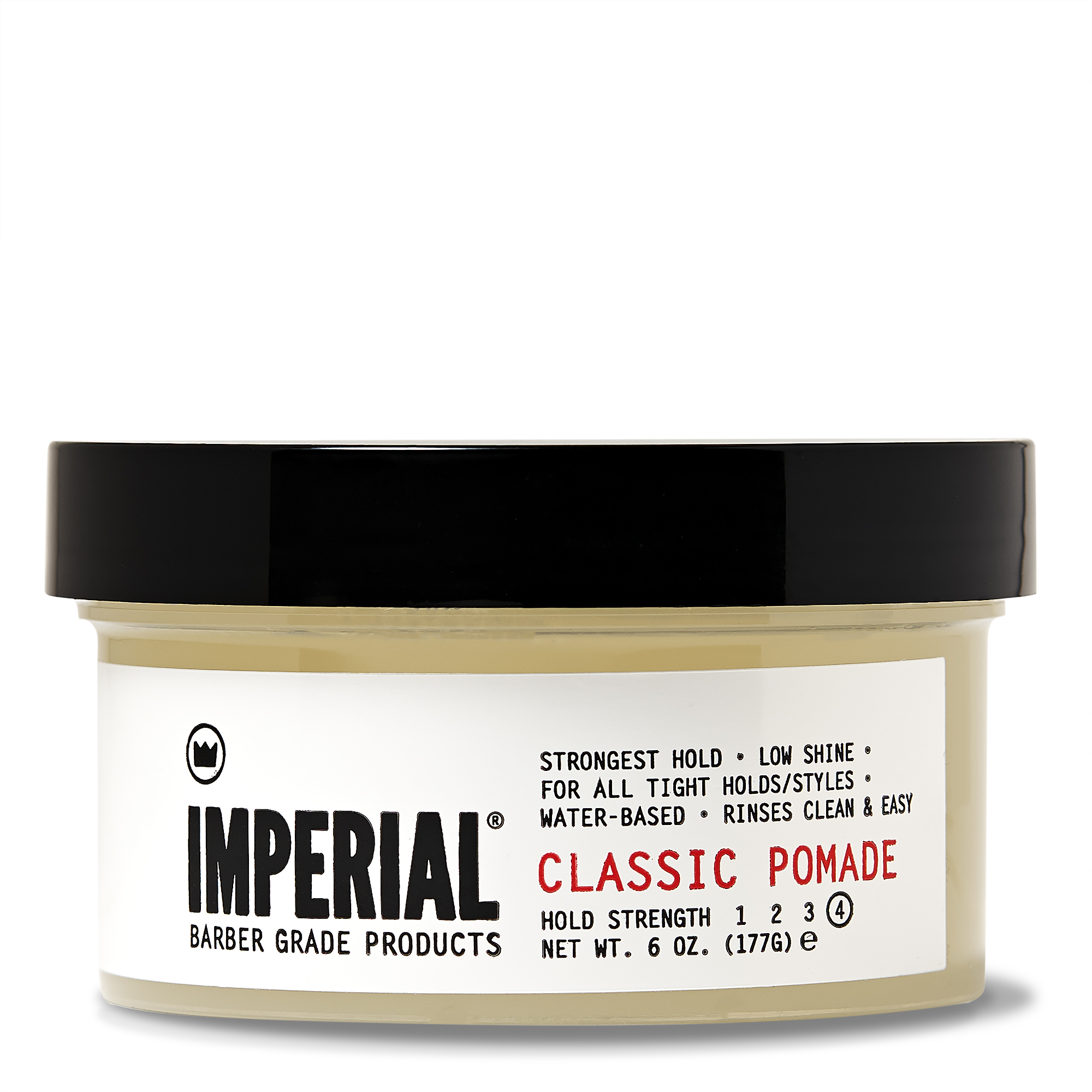 CLASSIC POMADE 6 OZ - FRONT