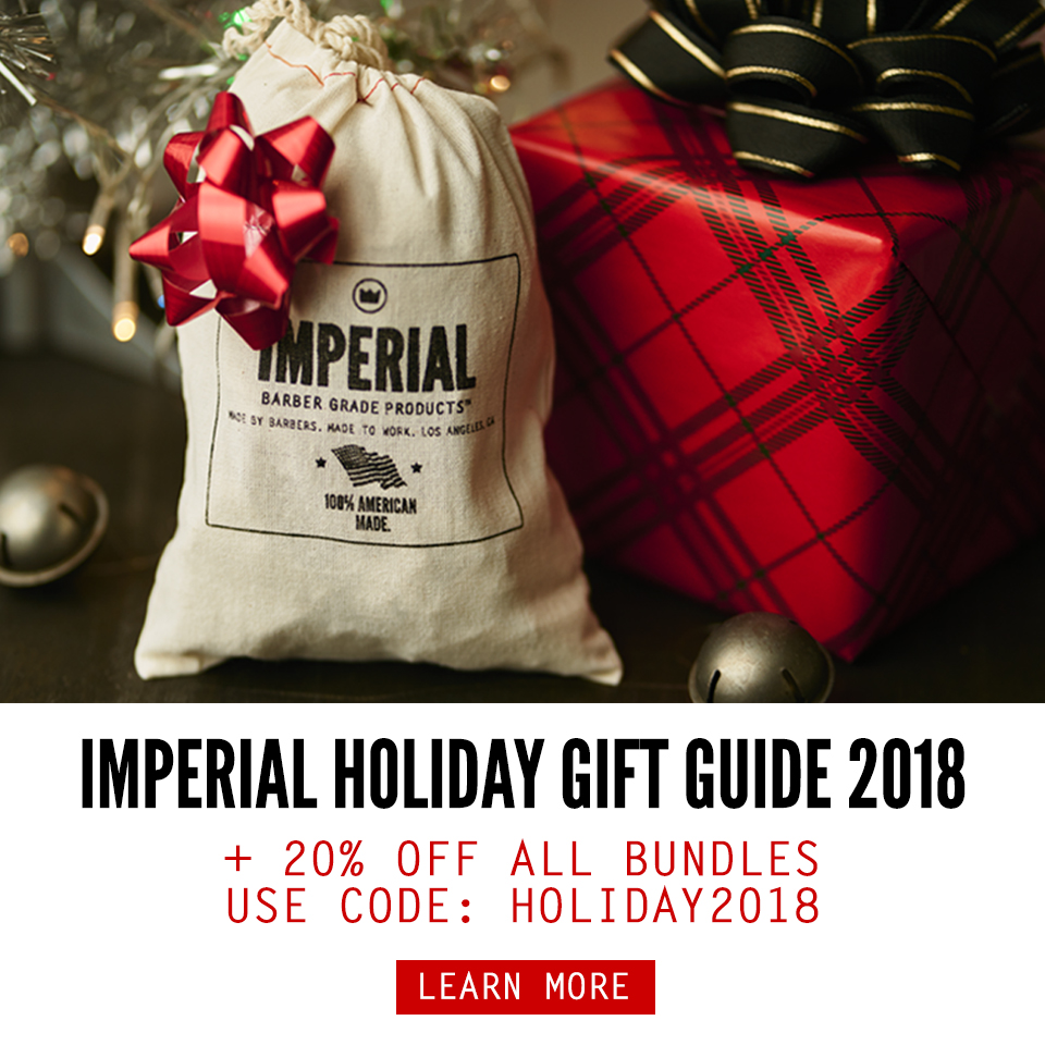 Imperial Holiday Gift Guide 2018