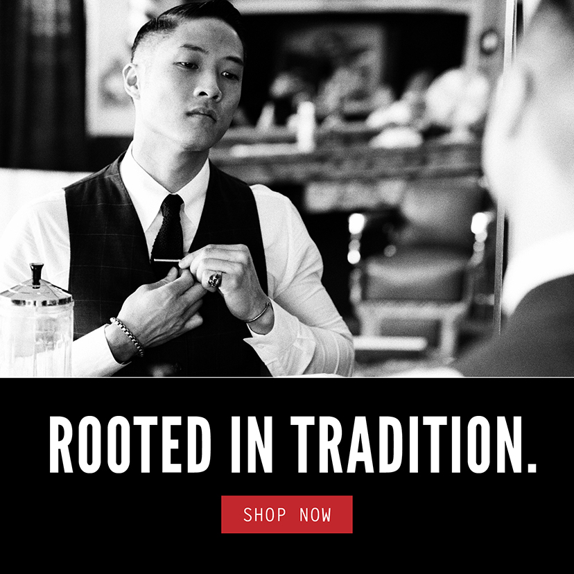 ROOTED IN TRADITION.