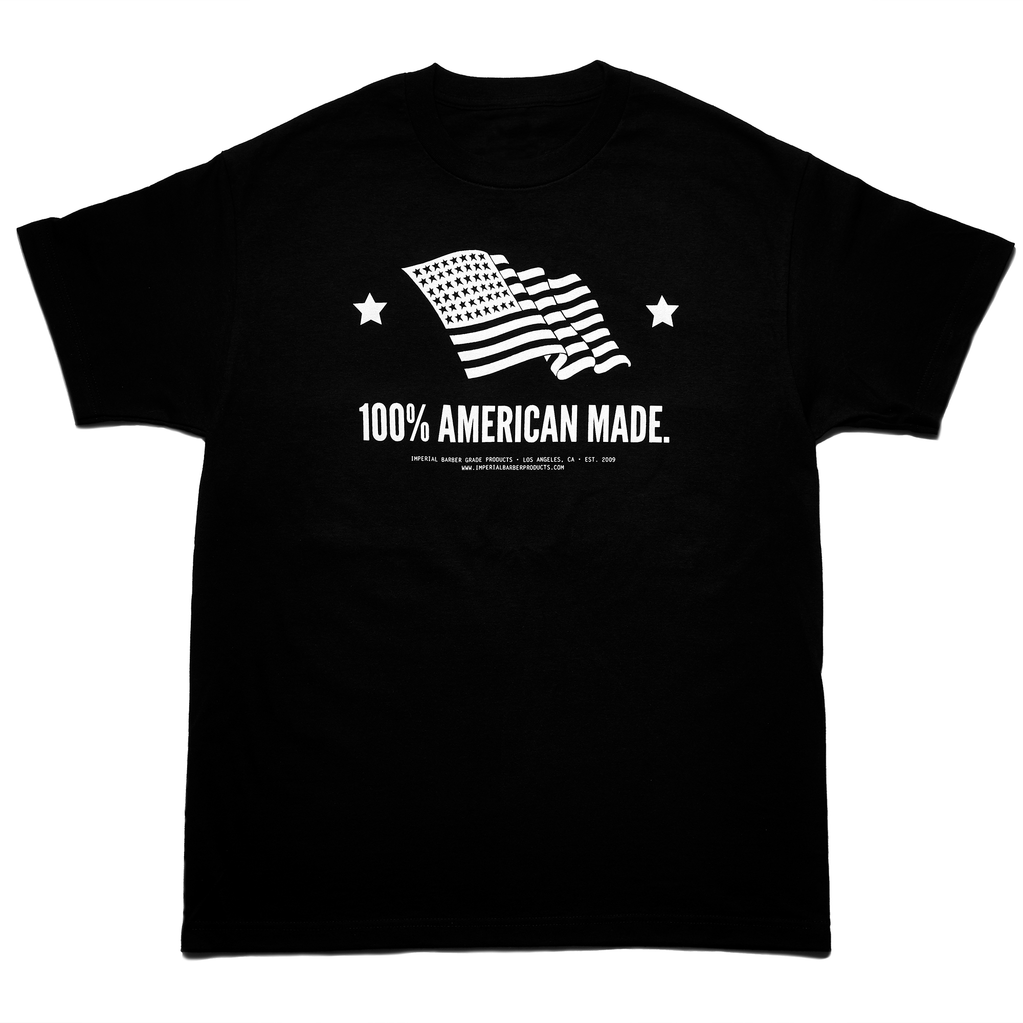 IMPERIAL 100% AMERICAN MADE T-SHIRT