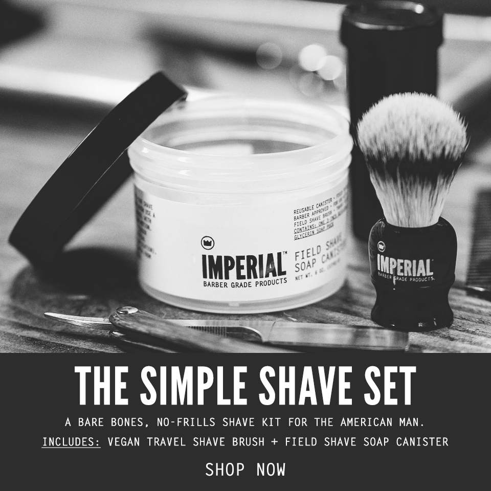The Simple Shave Set