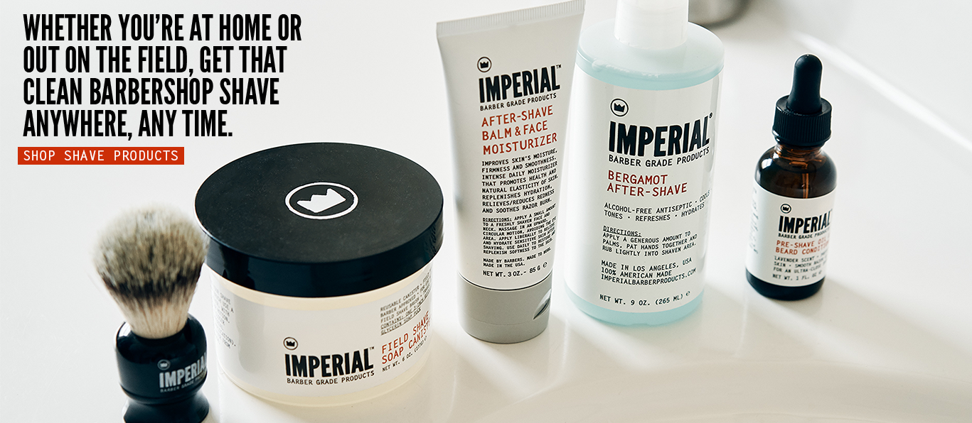 Imperial Barber Products - Shop Shave Products