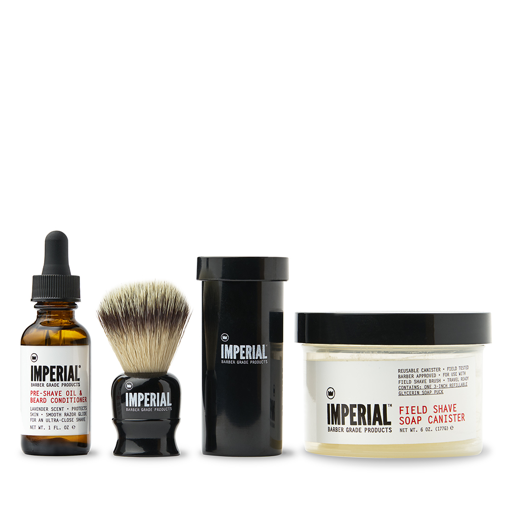 The Smooth Shave Set