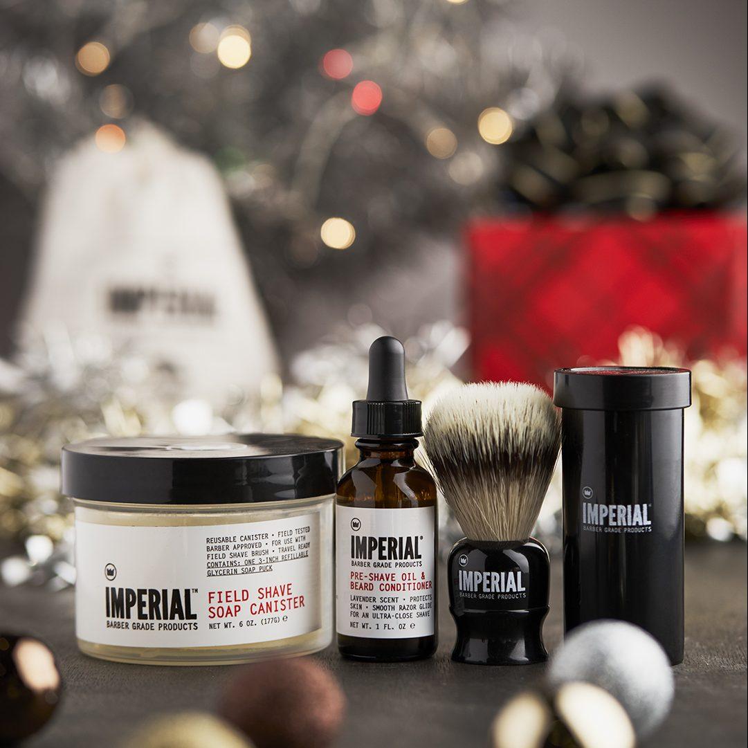 The Smooth Shave Set Holiday Final