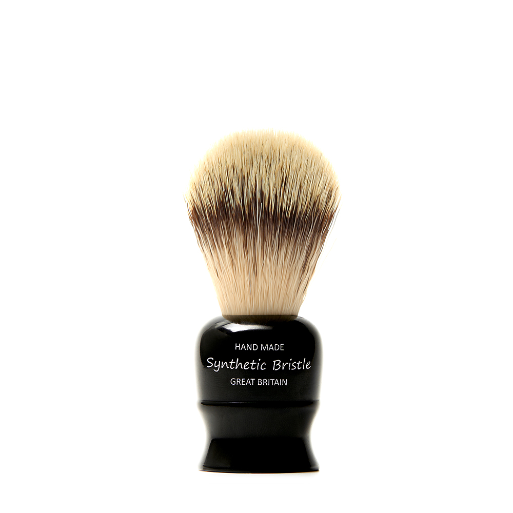 Vegan Travel Shave Brush - Back