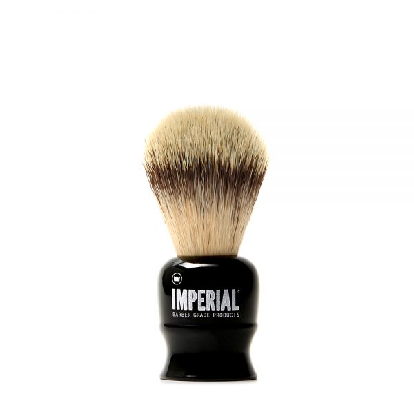 Vegan Travel Shave Brush - Front